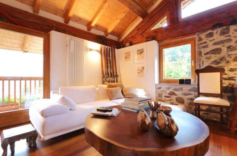 Chalet nelle Dolomiti appartamento cirmolo