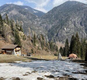 Primavera nelle Dolomiti